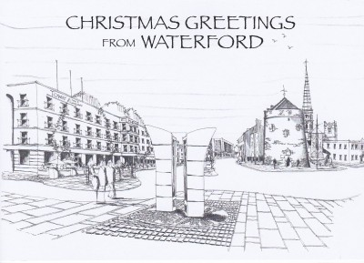 Christmas Cards Waterford
