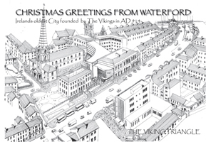 Christmas Card Mall waterford